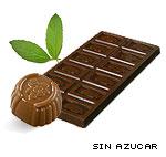 Chocolates sin azucar